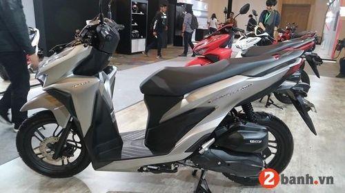 Giá xe Honda Vario 150 tại đại lý Việt Nam cập nhật mới nhất tháng 12/2018