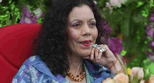 Rosario Murillo: Phó Tổng thống bị trừng phạt