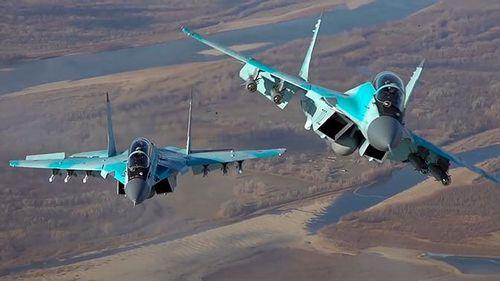 Hình ảnh mới nhất về tiêm kích thế hệ 4++ MiG-35