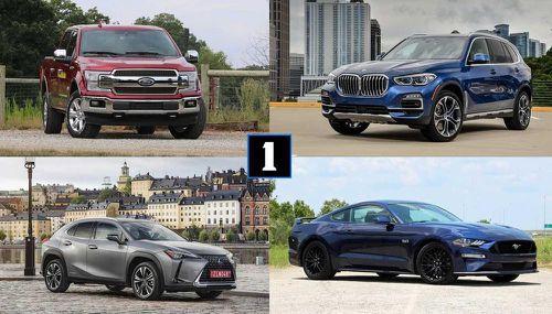 Top 10 động cơ ôtô tốt nhất cho năm 2019