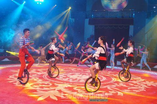 Xiếc Việt Nam trong xu thế hội nhập: Đưa xiếc chạm tới trái tim khán giả (Kỳ 2)