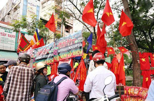 TP.HCM trước trận chung kết AFF Cup 2018: Tôi yêu Việt Nam quá!