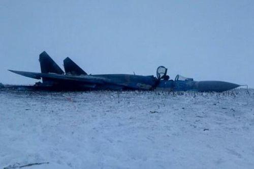 Tiết lộ nguyên nhân không ngờ khiến tiêm kích Su-27 Ukraine gặp nạn