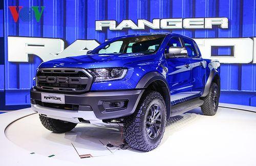 Ford Ranger Raptor: 'Siêu' bán tải của mọi địa hình