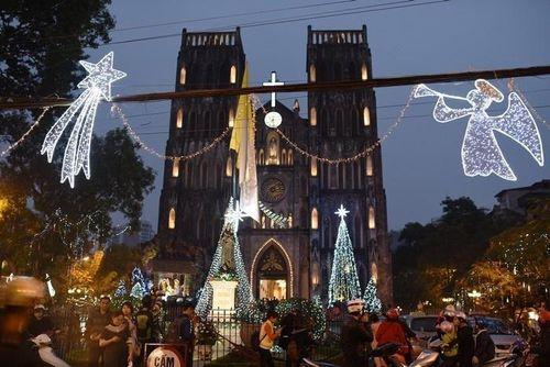 Những địa điểm đi chơi Noel 2018 ở Hà Nội không thể bỏ qua