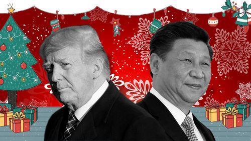 Làng Giáng Sinh Trung Quốc không hề lo lắng về cuộc chiến thương mại của Trump