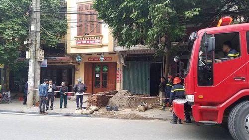 Thái Nguyên: Đang xây nhà, một nam thanh niên bị điện giật tử vong