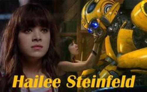 'Bumblebee': Sự tỏa sáng bất ngờ của nữ chính 22 tuổi Hailee Steinfeld