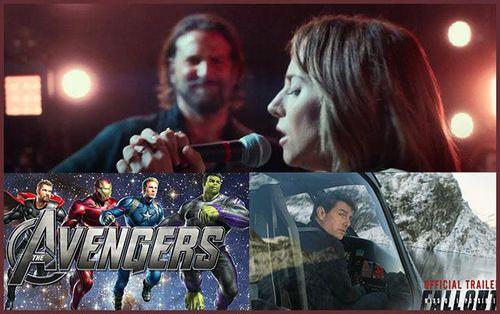 15 trailer phim hay nhất năm 2018: 'Avengers: Endgame' chỉ đứng thứ 3, hạng 1 hoàn toàn thuyết phục