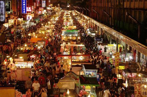 Dạo một vòng chợ đêm tại Đài Loan, Nhật Bản, Hàn Quốc