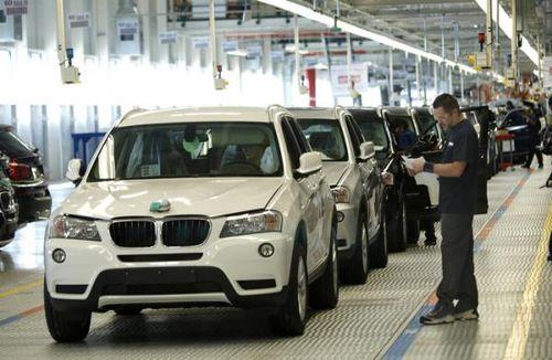 Thaco Trường Hải muốn lắp ráp xe BMW và xe buýt Merces-Benz