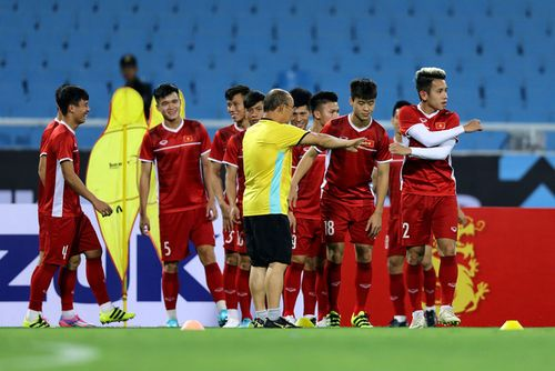HLV Park Hang Seo triệu tập sao World Cup thay thế Lục Xuân Hưng