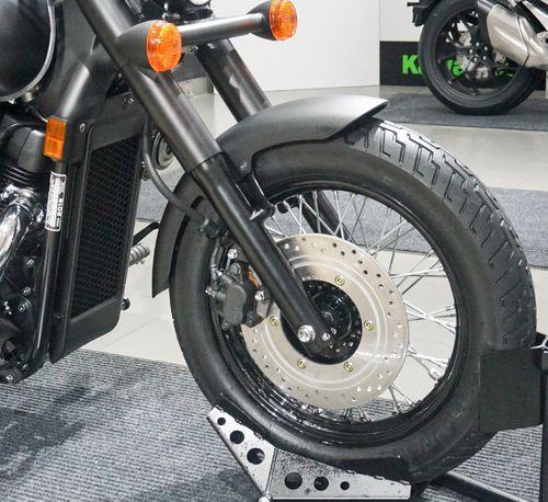 Shadow Phantom 750 2018: 'Bóng ma' Honda trộm hồn biker Việt