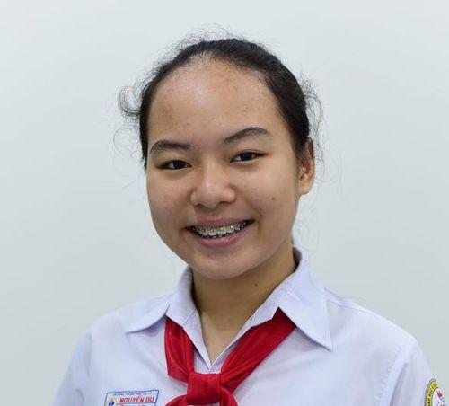 Cô học trò đạt danh hiệu công dân trẻ TP HCM 2018