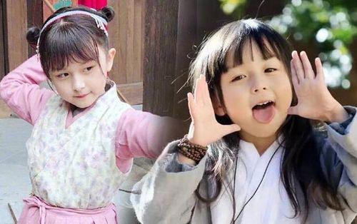 'Minh Lan truyện': Cô bé Lưu Sở Điềm đáng yêu đóng vai Tiểu Minh Lan - Triệu Lệ Dĩnh lúc nhỏ là ai?