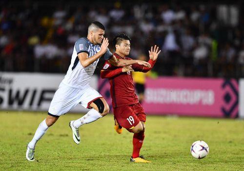 'Philippines đã có một năm thành công khi chỉ thua Việt Nam ở AFF Cup'