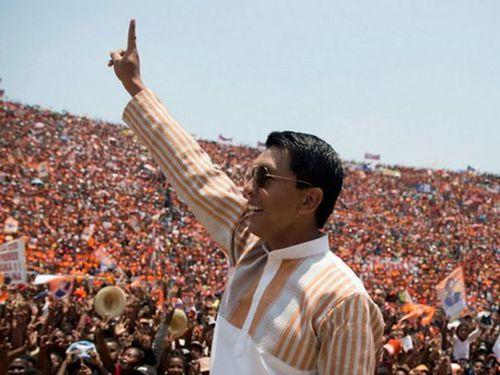 Madagascar: Ông Rajoelina chiến thắng ở cuộc bầu cử tổng thống