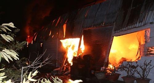 Vụ cháy tại Công ty Kim Ngọc Long: Kịp thời cứu 4 nghìn lít dầu