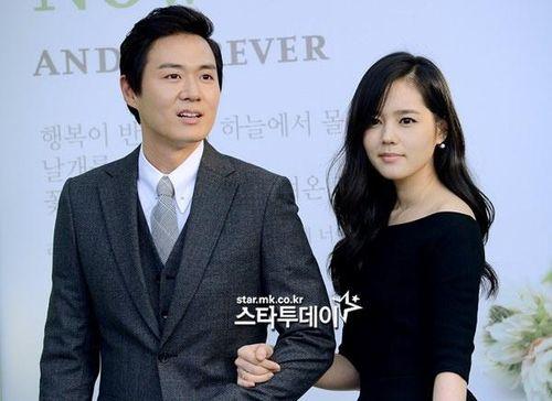 'Biểu tượng sắc đẹp Hàn' Han Ga In mang bầu lần 2 sau 13 năm cưới