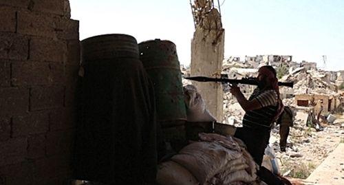 Phiến quân tranh giành ác liệt địa bàn ở Bắc Syria
