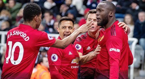 Xem video bàn thắng Newcastle 0-2 MU