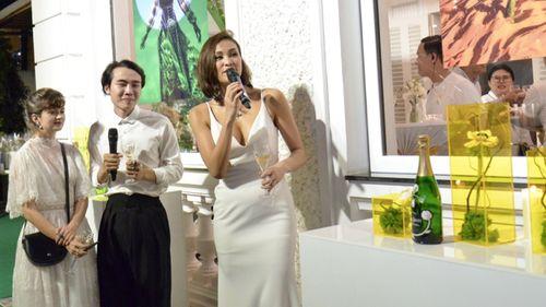 Ra mắt Connoisseur Art Club 2018 dành cho giới mộ điệu nghệ thuật và champagne