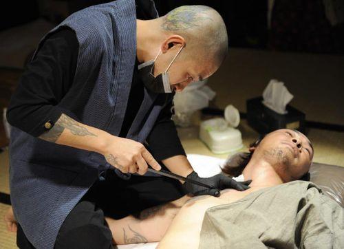 Bậc thầy xăm trổ Nhật Bản lưu giữ truyền thống hàng thế kỷ