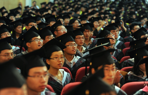Căng thẳng Mỹ - Trung 'ám ảnh' sinh viên Trung Quốc