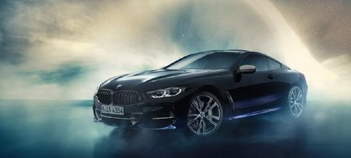 BMW 800i Night Sky chế tác bằng vật liệu ngoài hành tinh