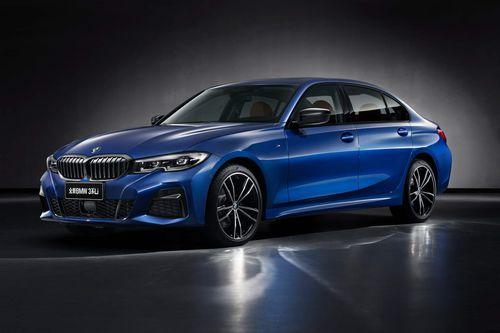 BMW giới thiệu 3 Series 2019 phiên bản kéo dài tại Trung Quốc