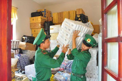 Buôn lậu khu vực biên giới tây nam: Càng gần Tết càng nóng