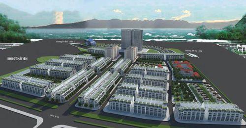 Quảng Ninh xây khu đô thị rộng hơn 488.000m2 ở Móng Cái