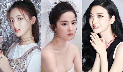 Lưu Diệc Phi, Cảnh Điềm kém tài nhưng được o bế ở showbiz Hoa ngữ