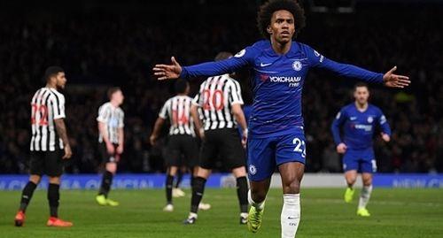 Thắng nhẹ NewCastle, Chelsea rút ngắn khoảng cách với top 3