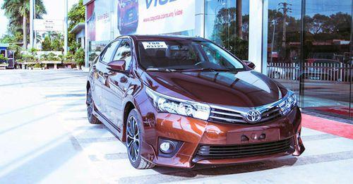 Công nghệ 24h: Toyota lại trở thành hãng bán được nhiều xe nhất Việt Nam