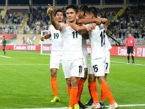 Asian Cup 2019: Cửa đi tiếp rộng mở cho đội tuyển Ấn Độ