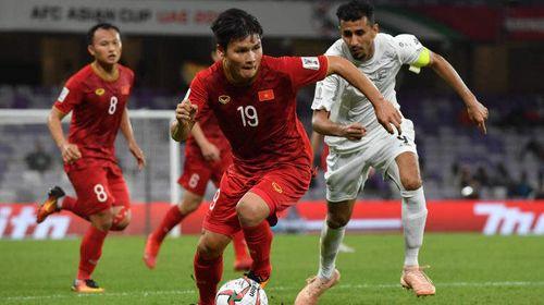 Danh sách các đội vào vòng 1/8 Asian Cup 2019