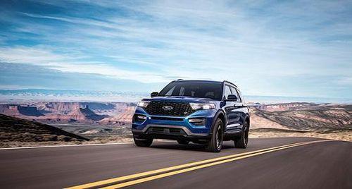 Trải nghiệm 'quái vật' Ford Explorer ST 2020 công suốt mạnh nhất từ trước tới nay