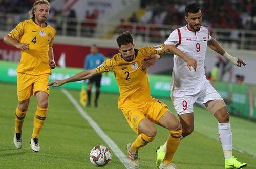 Syria bại trận trước Australia, tuyển Việt Nam rộng cửa đi tiếp!