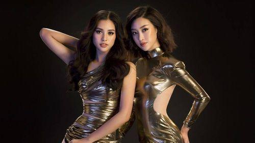 Hoa hậu Đỗ Mỹ Linh, Tiểu Vy khoe thần thái rạng ngời