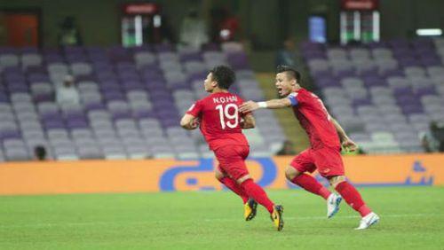 Đội tuyển Việt Nam dành thời gian chỉ để chơi và ăn sau chiến thắng trước Yemen