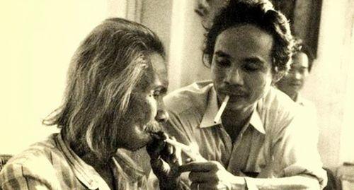 'Không đề'với nhà thơ Nguyễn Trọng Tạo