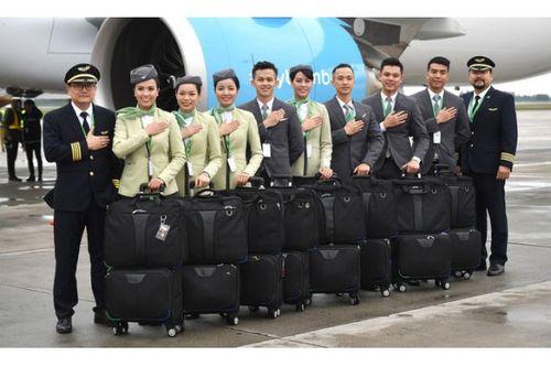 Bamboo Airways chính thức vận hành chuyến bay đầu tiên