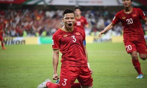 Đội tuyển Việt Nam lách cửa hẹp vào vòng 1/8 Asian Cup 2019