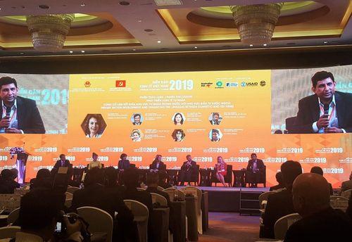 Nestlé Việt Nam chia sẻ đóng góp tăng trưởng bền vững và phát triển bao trùm tại VEF 2019
