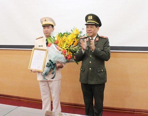 Hà Nội: Bổ nhiệm Đại tá Phùng Anh Lê làm tân Trưởng phòng Cảnh sát kinh tế