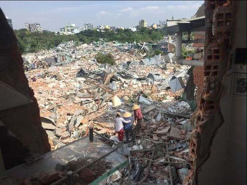 Cưỡng chế 'vườn rau Lộc Hưng': Người dân gửi đơn kêu cứu khẩn cấp tới Trung ương