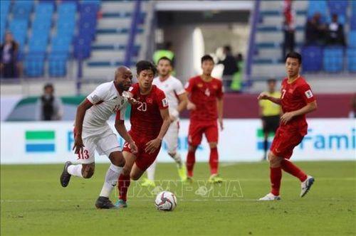 ASIAN CUP 2019: Việt Nam vào tứ kết