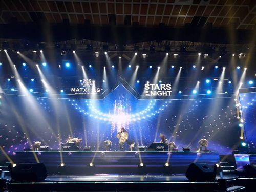 Đêm Mat Xi - Golean Detox 'nóng rực' với dàn sao hạng A 'đỉnh nhất' Việt Nam
