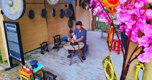 Nhiều hoạt động văn hóa hấp dẫn du khách tại Công viên Ấn tượng Hội An